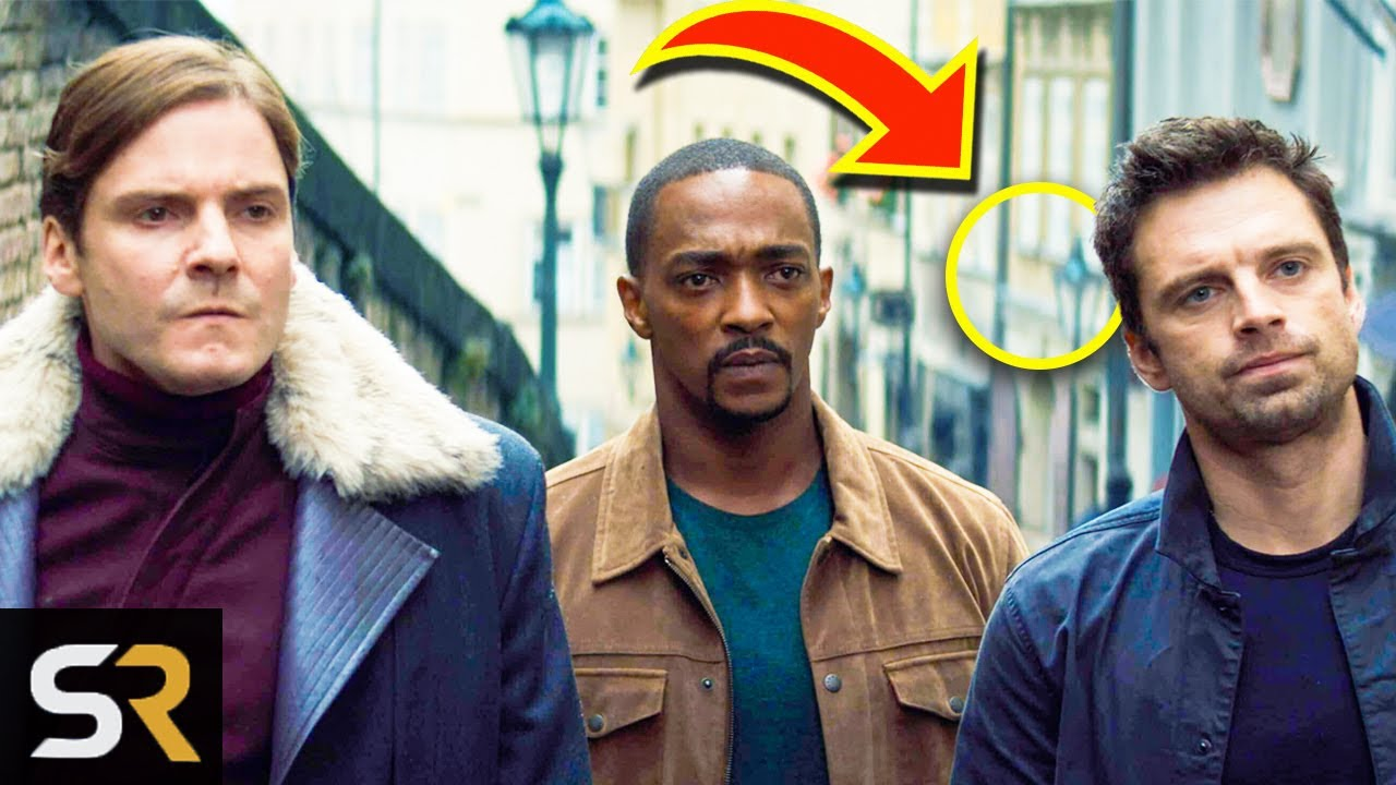 Falcon & The Winter Soldier: Every Easter Egg In Season 1 Compilation