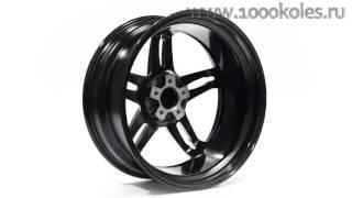 Литые диски Alutec · Poison · diamond black front polished в интернет магазине 1000koles ru