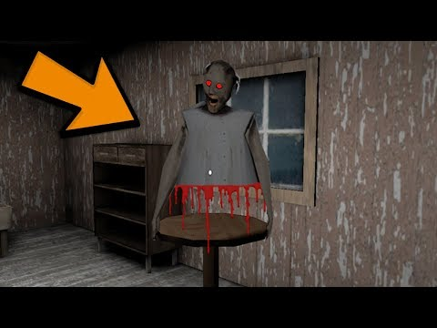 100 FUNNY MOMENTS IN GRANNY THE HORROR GAME || EXPERIMENTS WITH GRANNY