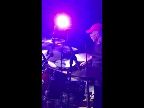 Butch Trucks and Garrett Dawson Drums
