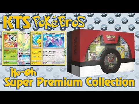 HO-OH SUPER PREMIUM COLLECTION!! THIS THING IS HUGE!!