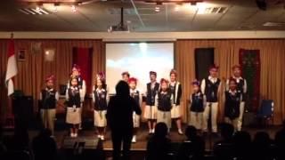 Tanah Airku - MSA Choir (2012)