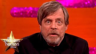Mark Hamill Didn't Tell Carrie Fisher the Big Star Wars Secret   The Graham Norton Show by : The Graham Norton Show