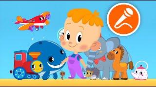 Привет, малыш! - Самый большой сборник - мультфильмы и караоке для детей