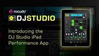 "Free DJ App For iPad - Rocudo ""DJ Studio"" powered by Loopmasters - Short Overview"