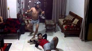 The Harlem Shake  Anak Bangas P.raya