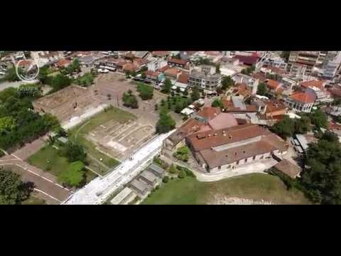 Aerial Views of Larissa