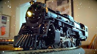 American Flyer Polar Express Unboxing