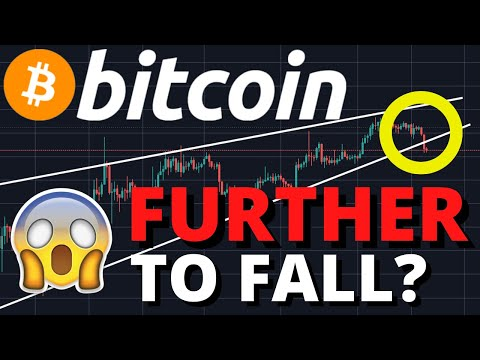WARNING!! BITCOIN FALLING!! THE NEXT TARGET WILL SHOCK YOU!! FED PRINTING $2.3 TRILLION MORE