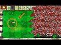 99999 Football Zombies vs Gatling Pea Hack PvZ