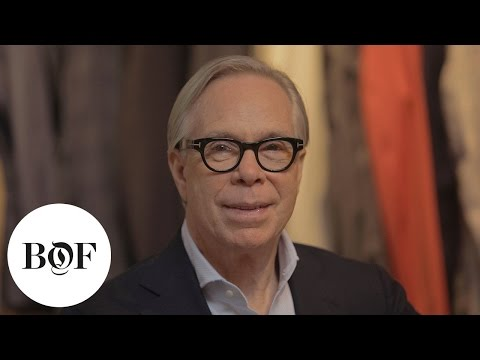 Inside Tommy Hilfiger's American Dream   The Business of Fashion