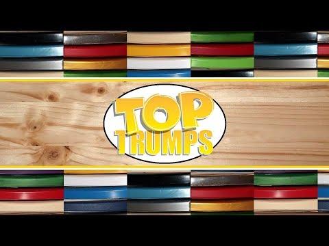 Supertrump - My Complete Top Trumps Collection
