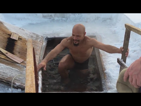 Real Siberian Experience at Hot Winter in Siberia 2016!