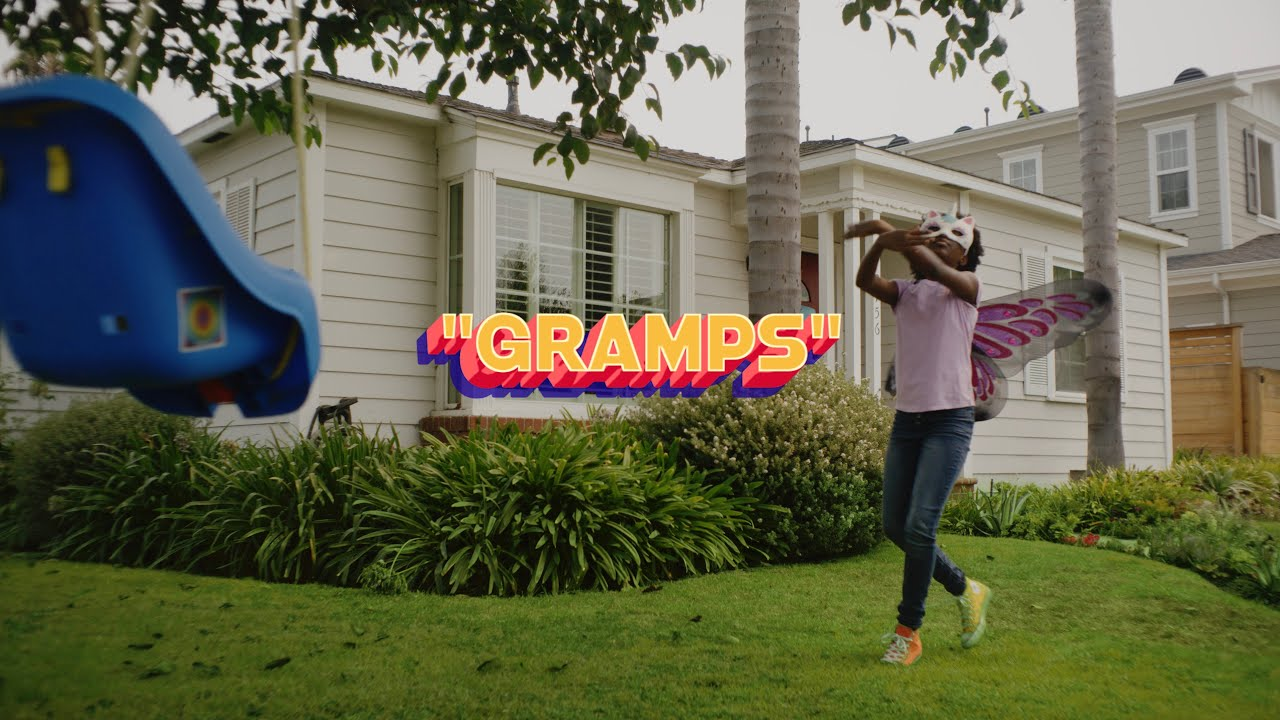 """Gramps""  Short Comedy Film - My RØDE Reel 2020"