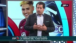 ¿Dónde está el refuerzo de Colo Colo Juan Carlos Gaete?
