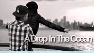 Eminem- A Drop In The Ocean (feat. Kanye West, Wiz Khalifa, Ron Pope)