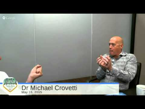 Ciao Tutti talks with Dr. Michael Crovetti