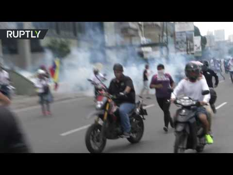 'Mother of All Marches': At least 3 killed during anti-govt protest in Venezuela