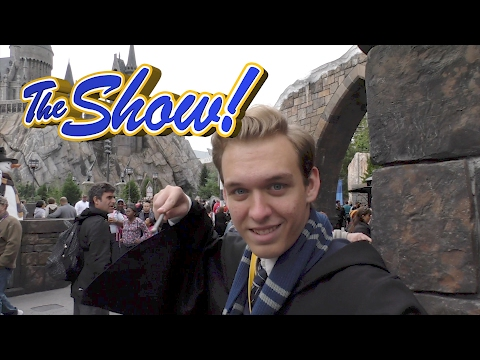 Attractions - The Show - Harry Potter Celebration; NFL Pro Bowl Parade; latest news - Feb. 2, 2017