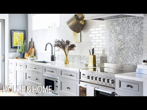 Room Tour: Gorgeous Traditional Kitchen With European Charm
