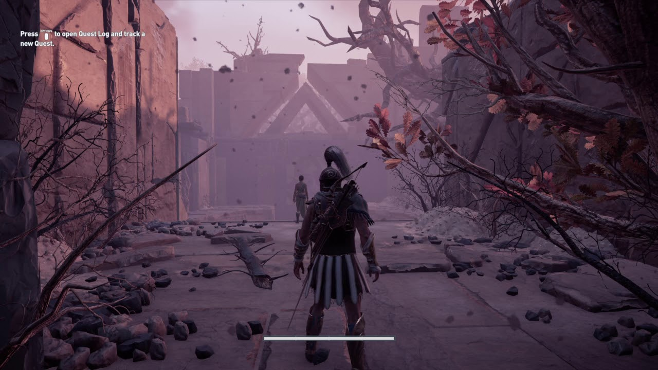 Assassin S Creed Odyssey Medusa Bug Youtube