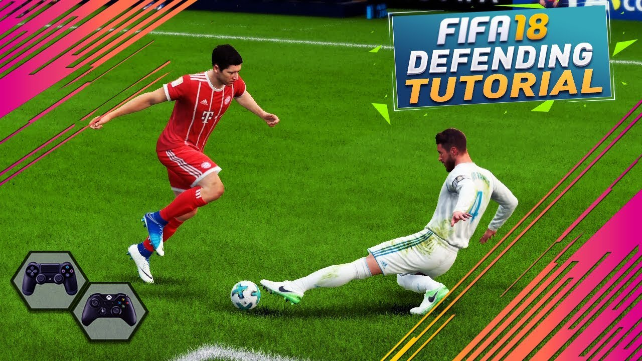 Defender press fifa 18 how to play fifa 08 multiplayer hamachi