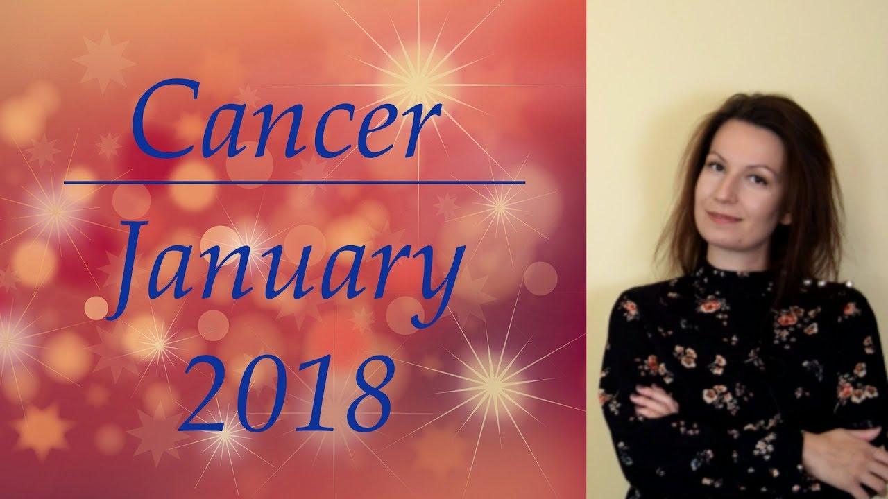 Horoscope for January 2018 for women 40