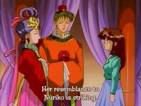 Fushigi yuugi nuriko gay