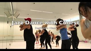 www.cueneyt.com Jazz Dance Class Beginners with Cüneyt