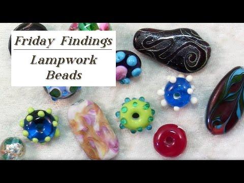 LW-00: Assortment of beads