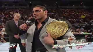 Batista Story - In Memory to Eddie Guerrero
