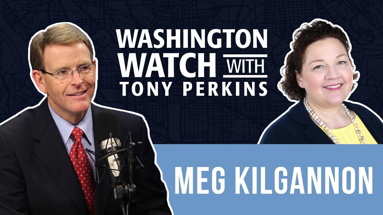Meg Kilgannon Decries the DoJ's Intimidation Campaign Against Parents