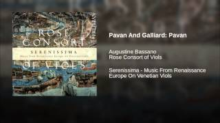 Pavan And Galliard: Pavan