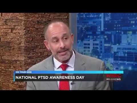 PTSD: National PTSD Awareness Day