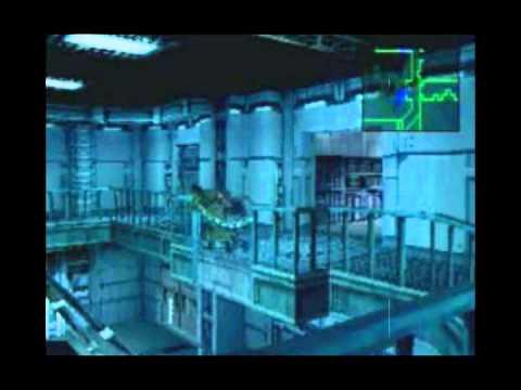 Metal Gear Solid Demo 1 Trailer Youtube
