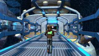 Playstation Home:  LOOT Space Station 2.1
