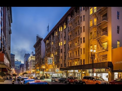Handlery Union Square Hotel, San Francisco Hotels - California