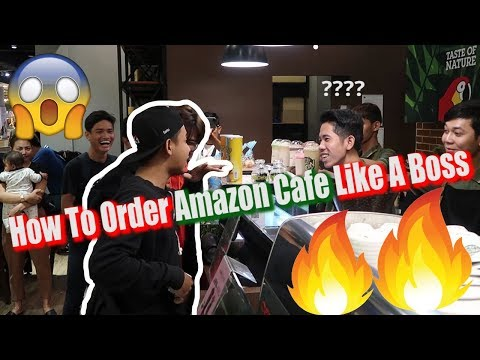 How To Order Coffee Like A Boss (Feat SANTO) !!!!