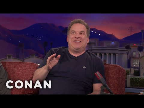 Jeff Garlin Is Here To te John Mulaney   CONAN on TBS