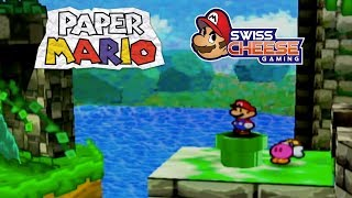 How Paper Mario REVOLUTIONIZED THE RPG GENRE   N64 REVIEW thumbnail