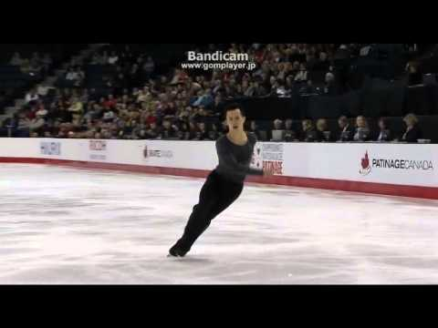 Patrick Chan Canadian National 2016 FS