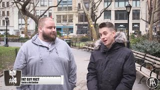 Fat Guy Facts Vs. Skinny Guy Facts