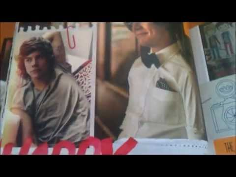 One Direcion - Take Me Home (Limited Edition Yearbook (review)