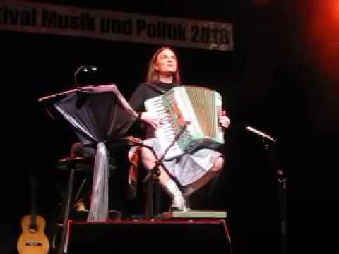 Karl Marx Lied, AnniKa von Trier, Festival Musik und Politik 2018, WABE Berlin