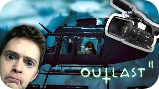NEJSTRAŠIDELNĚJŠÍ VLOG NA SVĚTĚ!! | OUTLAST 2 Highlights
