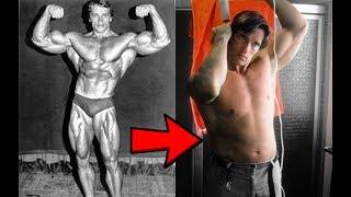 Arnold Schwarzenegger in the Off Season thumbnail
