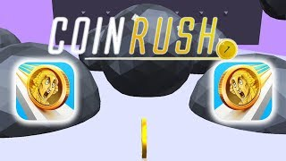 COIN RUSH GAMEPLAY FIRST LEVELS (iOS | ANDROID)