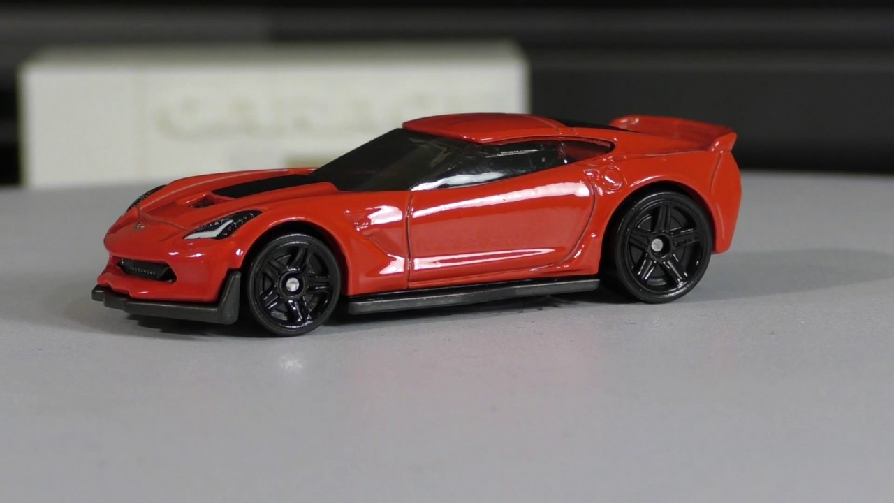 2017 hot wheels k case 217 corvette c7 z06 new model hallsguide diecast news