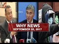 UNTV: Why News (September 05, 2017)