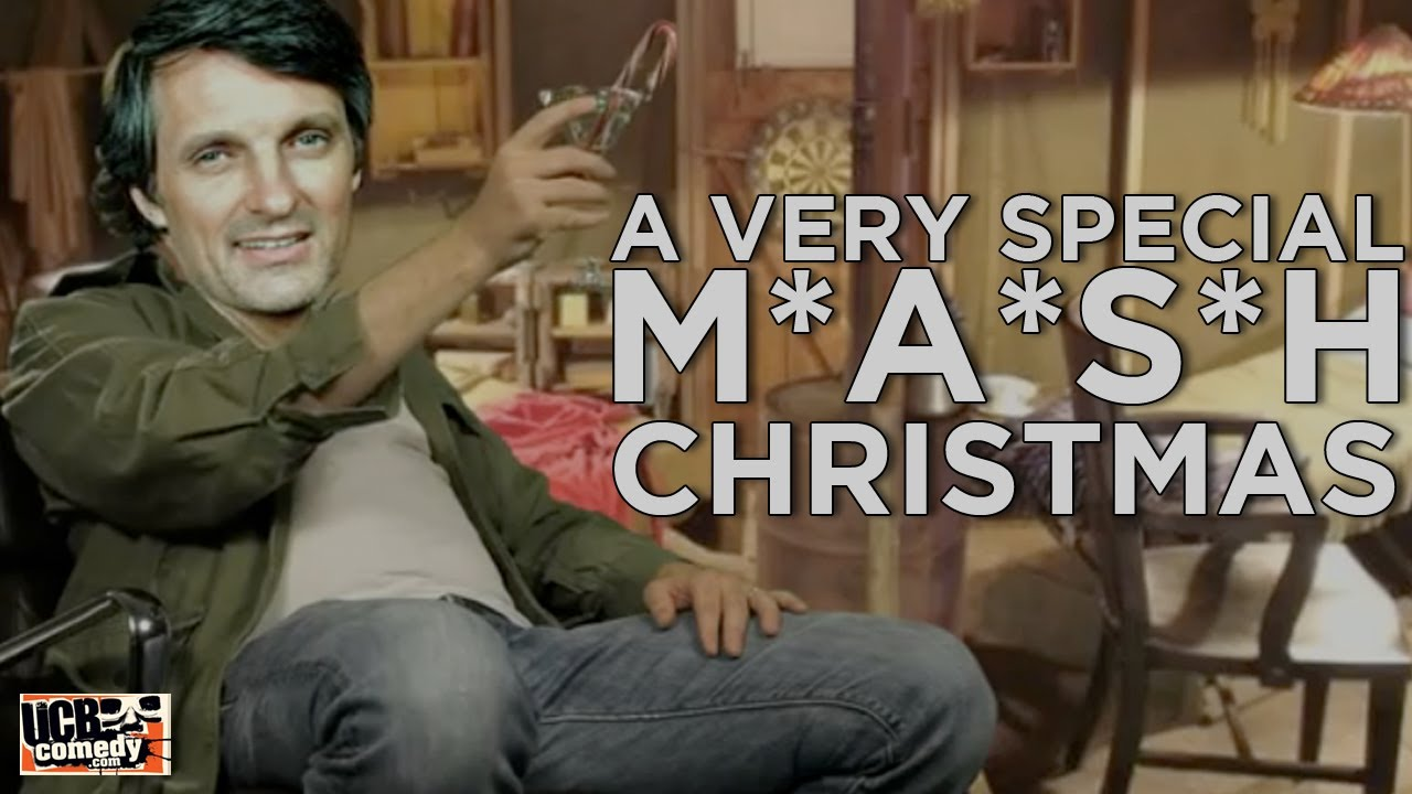 FanFicDan: The lost M*A*S*H Christmas special (a PARODY by UCB's ...